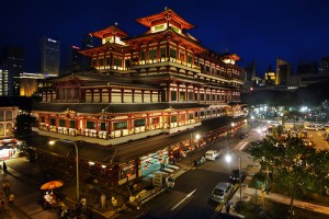 uddha Tooth Relic Temple & Museum in Singapore