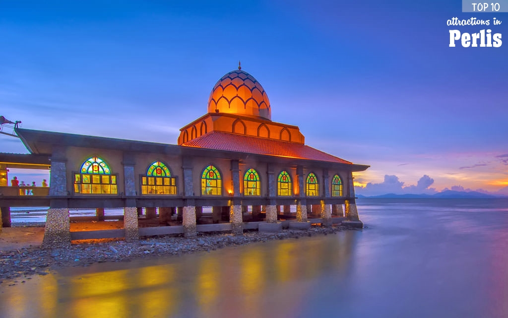 Top 10 Attractions in Perlis, Malaysia