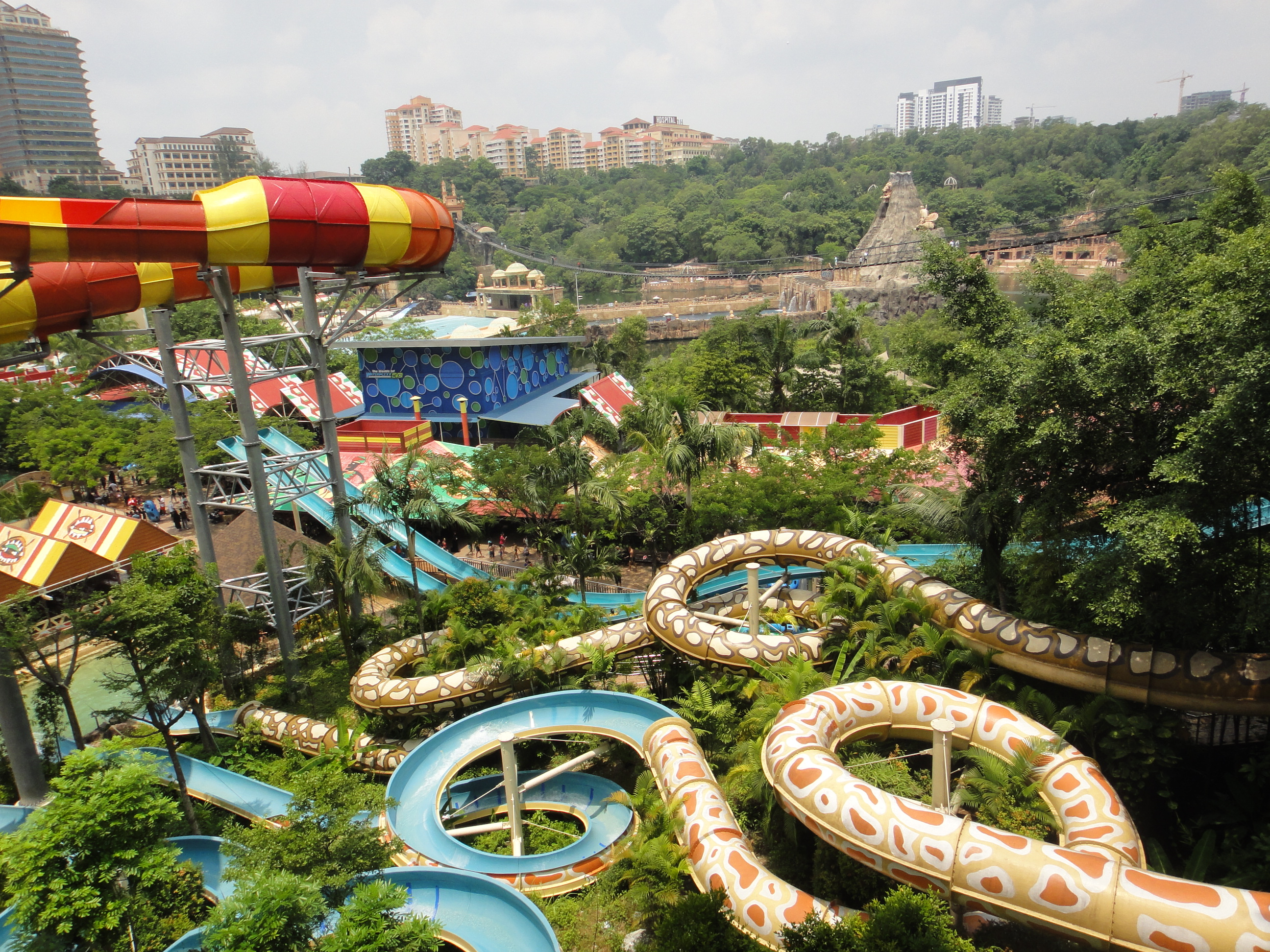 Image result for sunway lagoon theme park